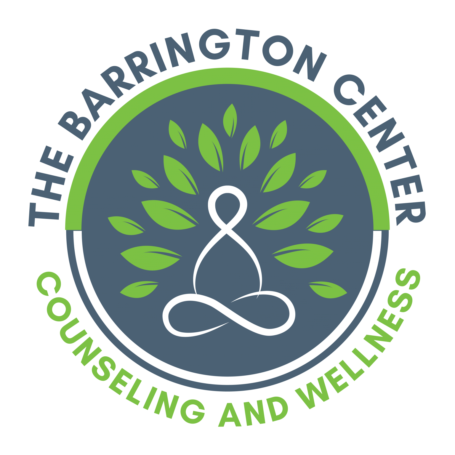 The barrington center logo